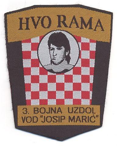 insignes Croate H.V et H.V.O 1991/1995 75