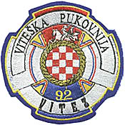 insignes Croate H.V et H.V.O 1991/1995 HVOviteskaPUK