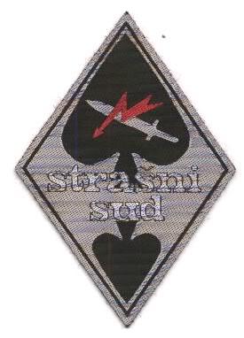 insignes Croate H.V et H.V.O 1991/1995 Strasni_sud