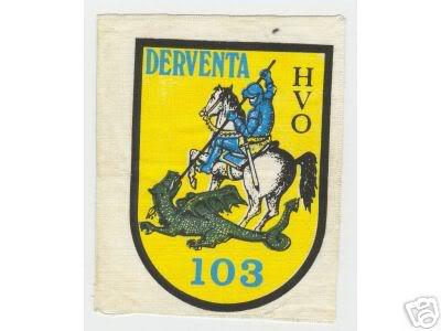 insignes Croate H.V et H.V.O 1991/1995 C047_1_b