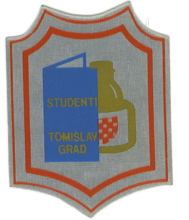 insignes Croate H.V et H.V.O 1991/1995 Tomi