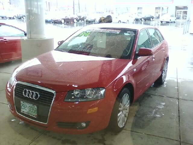 Audi A3 build Day1