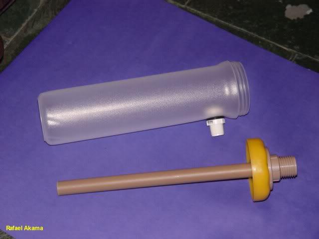 Filtro de areia fluidizada com Pote de Macarrão 04_montado