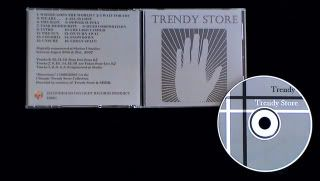 TRENDY STORE - DIRECTIONS (1999-2007 ) cd - SD001 Cdimage