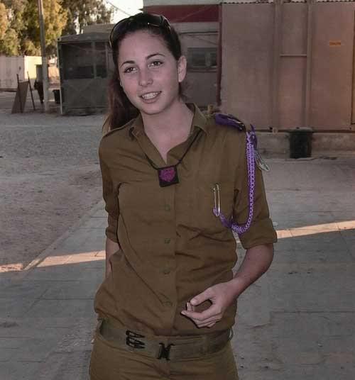 soldates du monde en photos Israel04