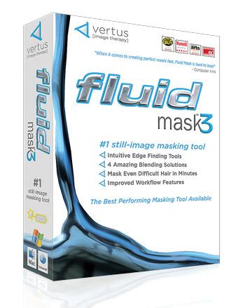 Fluid Mask 3.2.5 - Plugin tách ảnh ra khỏi nền hoàn hảo Vertus
