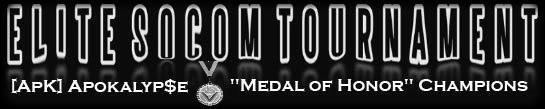 Season ~2 ~EST ~ Medal of Honor~Champs 5
