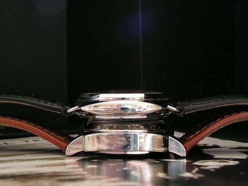 panerai - Panerai Radiomir 183g Black Seal - dimensions? Tranche