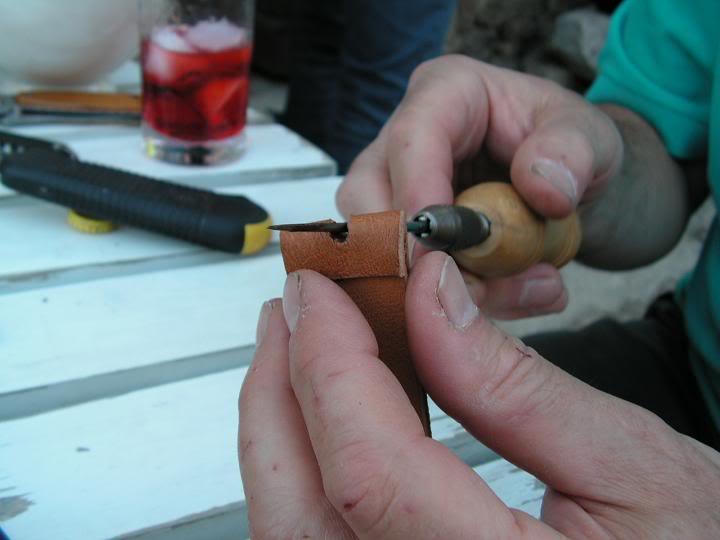Tutorial : faire son propre bracelet Panerai (très long) Cire3