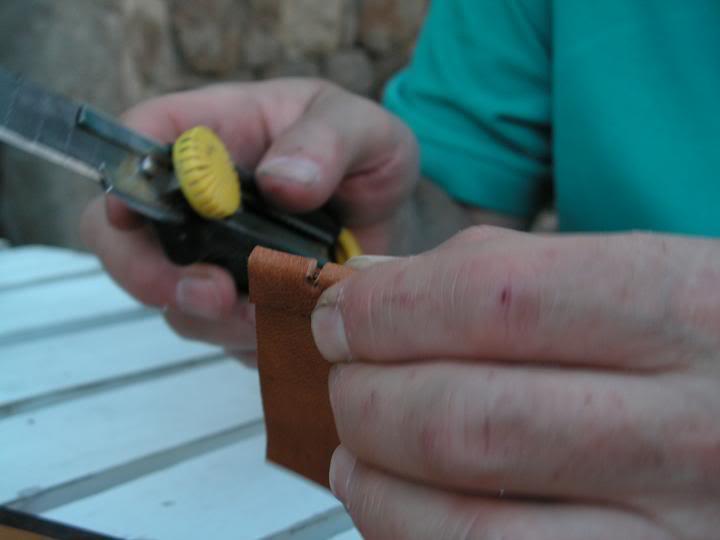 Tutorial : faire son propre bracelet Panerai (très long) Dcoupetrouboucle