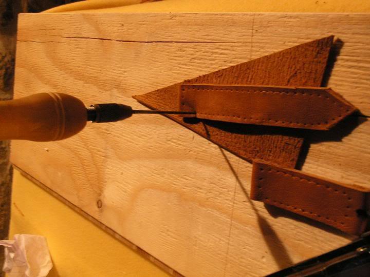 Tutorial : faire son propre bracelet Panerai (très long) Peragetrouscouture