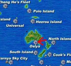 Guide to boating around the world Oslya