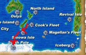 Guide to boating around the world Southpole1