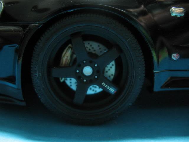 1/24 Nissan Skyline R34 GTR V-Spec II Skyline005