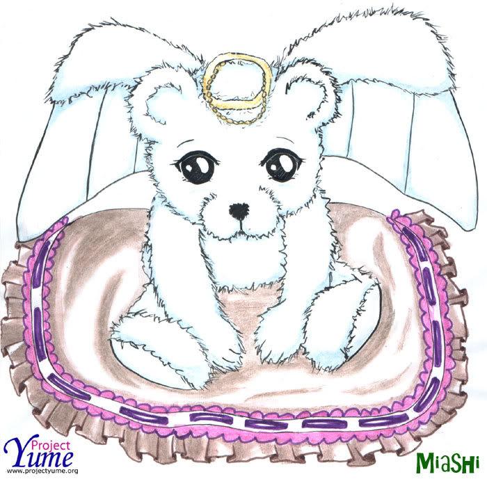 Desenhos da Miashi Ranpeum
