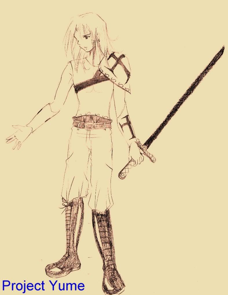 Desenhos da Miashi Zack