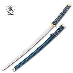 sword of awesomeness BlueKatana