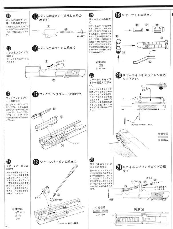 Browning Hi-Power M1935 Instructions FN-5