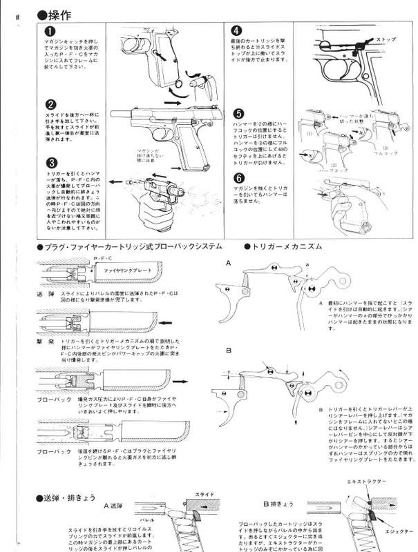 Browning Hi-Power M1935 Instructions FN8