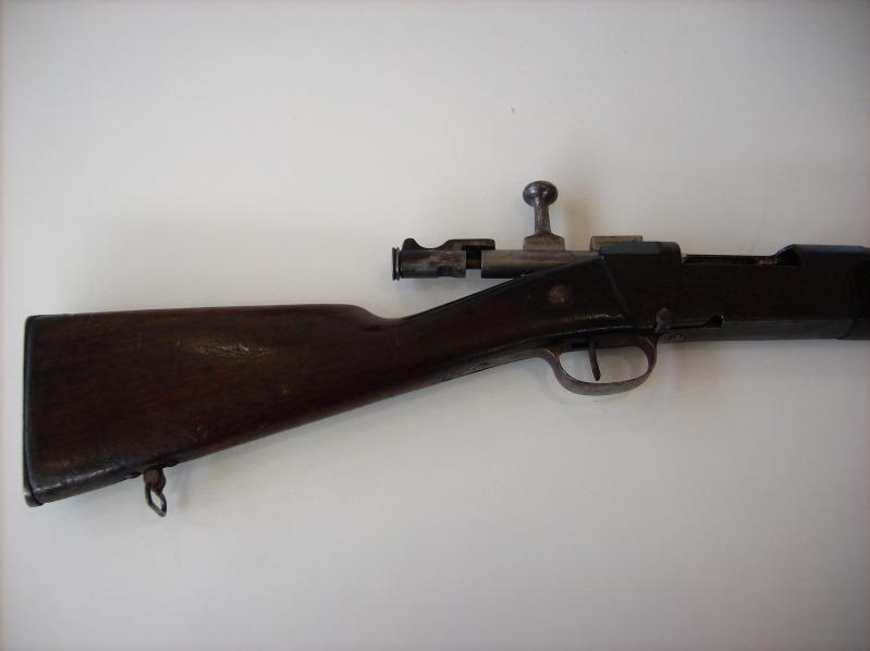 Deact French Lebel Model 1886 rifle