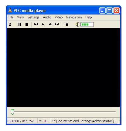 برنامج مشغل الموسيقا vlc-0.8.6a-win32 VLC