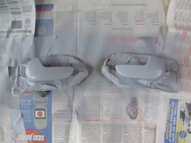 Pintando as Maçanetas Internas Fiesta Mk6 04