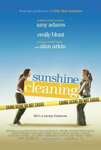 Cinéma - Page 21 SunshineCleaningPoster