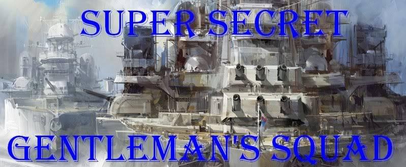 Super Secret Gentlemen's Squad Ssgsb
