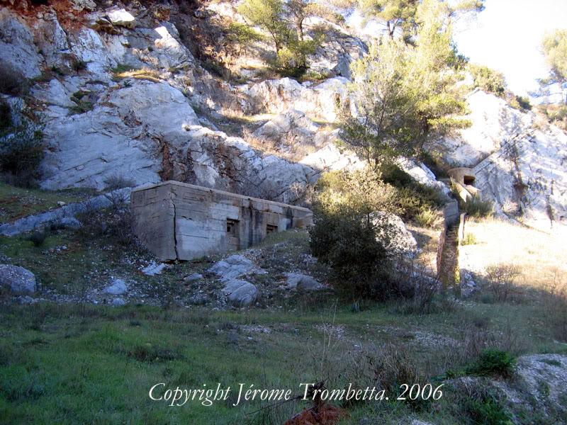Chateau de Ners (Allauch 13) CasematepourMG1TobroukCouvert1-001b