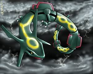 Legendary Pokemon Pokemon_Emerald__Rayquaza_by_purple
