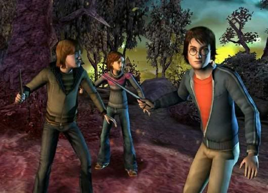 Harry Potter IGRE HarryPotterGame001