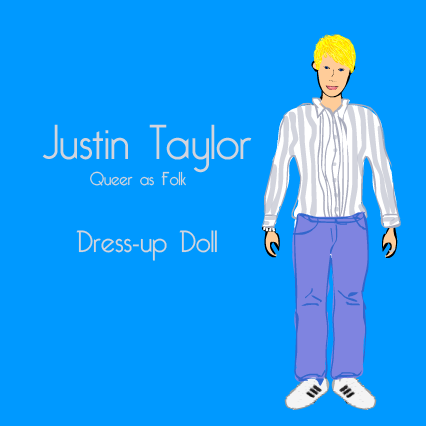 Justin dress-up doll Justin-preview