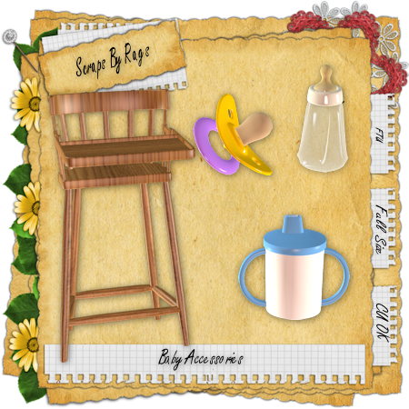 CU Freebie High Chair, Binky, Sippy, Cup n Bottle BabyAccessoriesPrev