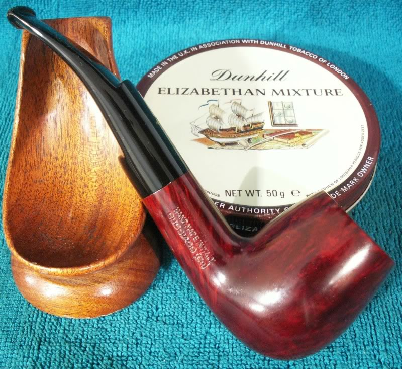 Caminetto 'Red Briar' KS and Butz Choquin Bruyere Plus #160 CaminettoRedBriar
