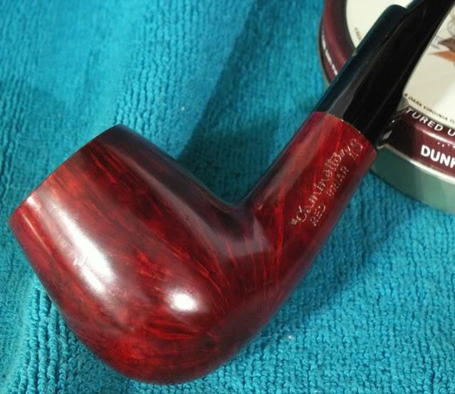 Caminetto 'Red Briar' KS and Butz Choquin Bruyere Plus #160 CaminettoRedBriar4