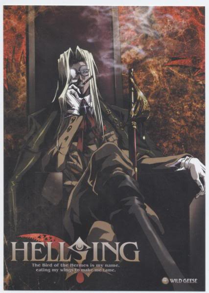 Hellsing Ultimate (OVAs) Integra-ova2