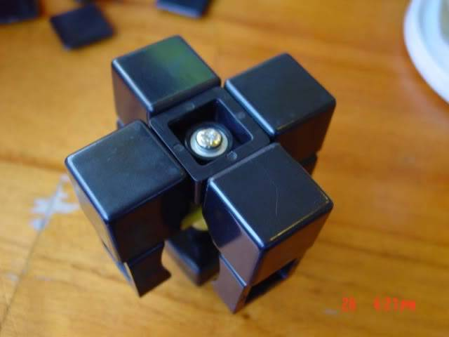 [Rubik] Cách lắp DIY DSC00719