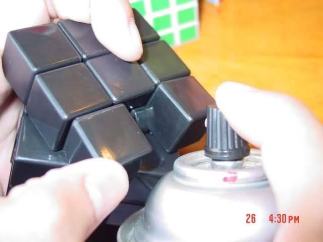 [Rubik] Cách lắp DIY DSC00729