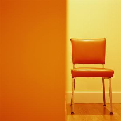 الالوان في علمـ الانسان  Orange23
