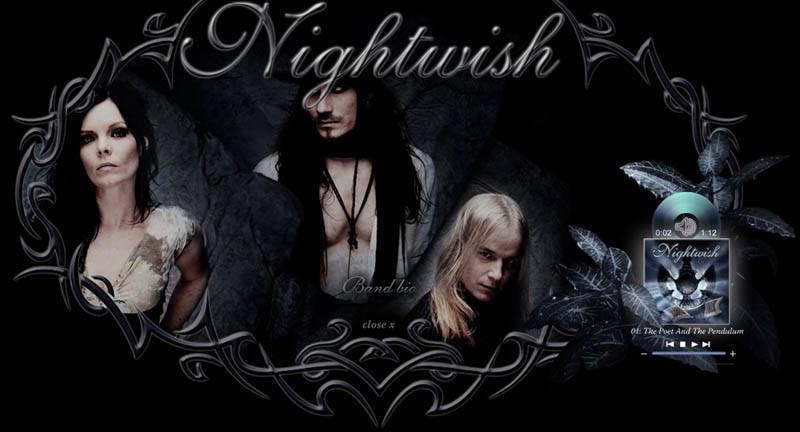 ``Nightwish`` Spinfarm-nightwish