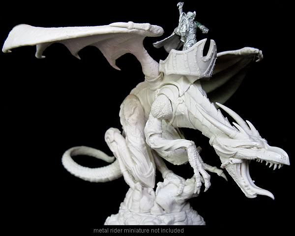 Ultraforge Miniatures Dragon8