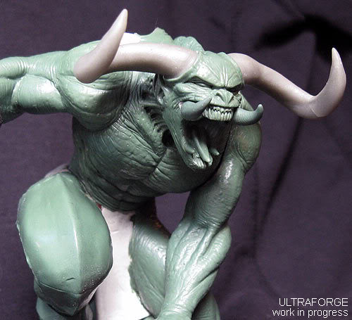 Ultraforge Demons Greenz4