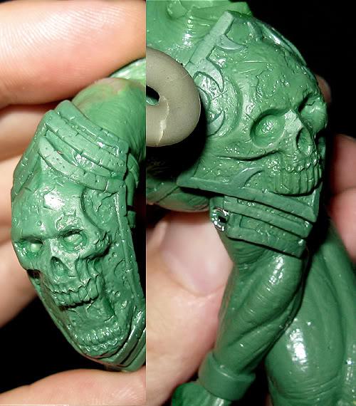 Ultraforge Demons Greenz7