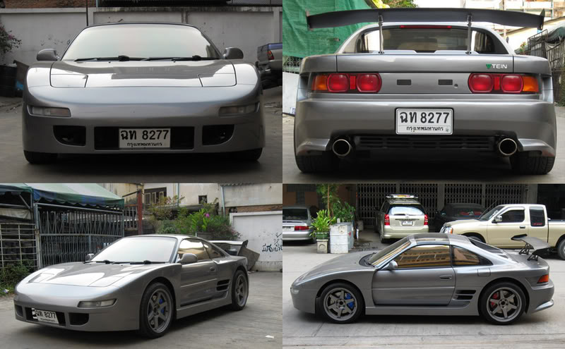 TRD Ultra Wide Body Demonstrator ThaiJGTC9