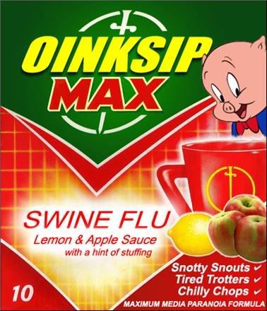Swine Flu Oink