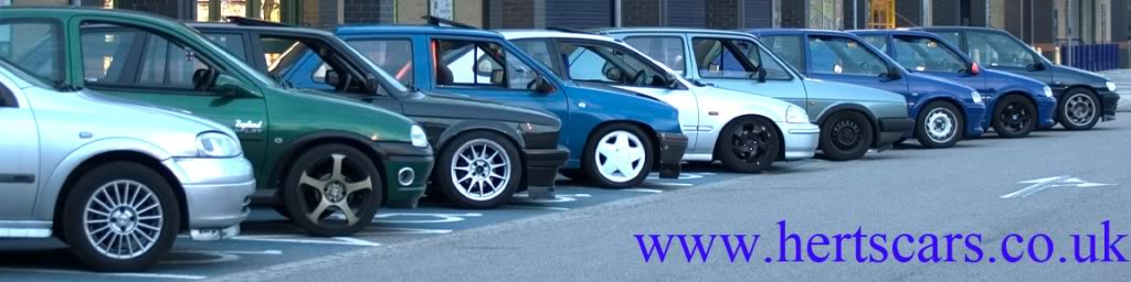 Herts-cars do not encourage anti social or illegal behavior, we are a group of car enthusiast's