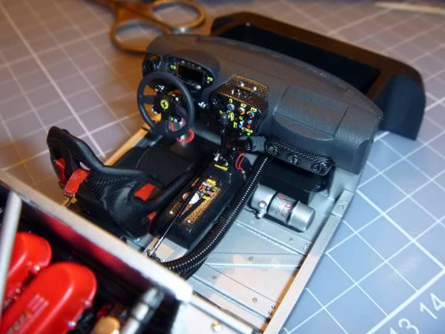 FERRARI F430 GT KROHN RACING 5bconpanel