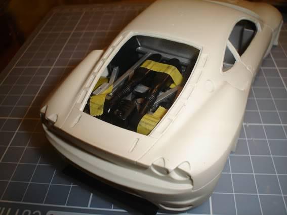 FERRARI F430 GT KROHN RACING 9