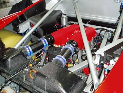 FERRARI F430 GT KROHN RACING C-1