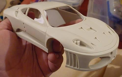 FERRARI F430 GT KROHN RACING Carroceria1